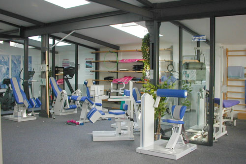 Physiofitness -Therapiezentrum Frankfurt Griesheim
