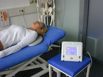 Magnetfeldtherapie im Therapiezentrum Griesheim in Frankfurt