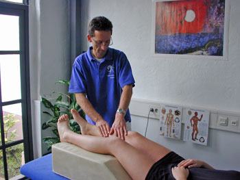 Lymphdrainage - Therapiezentrum Griesheim, Frankfurt
