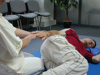 Shiatsu Stretching  - Therapiezentrum Griesheim